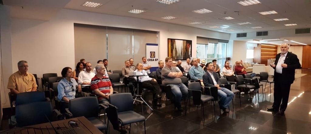Presidente executivo da REMESP apresenta palestra em evento dos Mentores do Brasil